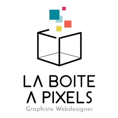 Création du site par La boite à pixels
