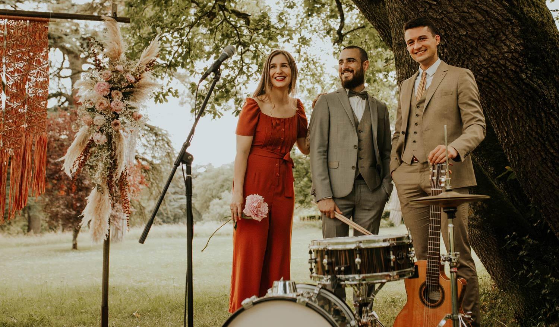 Lady L Trio, Groupe de Jazz Mariage à Toulouse